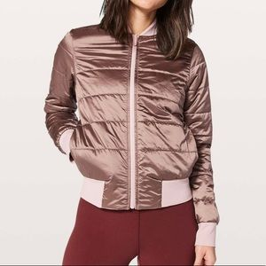 Lululemon non stop reversible jacket